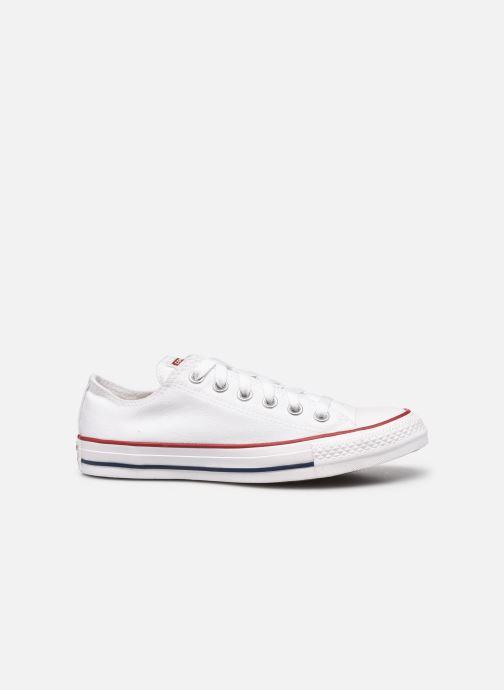 Sneakers Converse Chuck Taylor All Star Ox W Bianco immagine posteriore