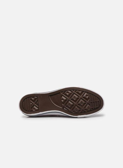 Sneakers Converse Chuck Taylor All Star Ox W Bianco immagine dall'alto