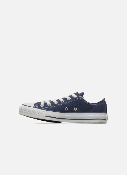 Sneakers Converse Chuck Taylor All Star Ox W Blå se forfra