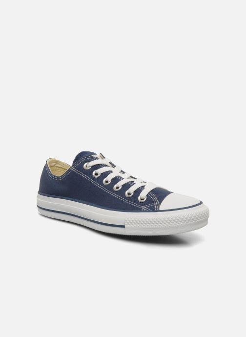 Sneakers Converse Chuck Taylor All Star Ox W Blå detaljeret billede af skoene