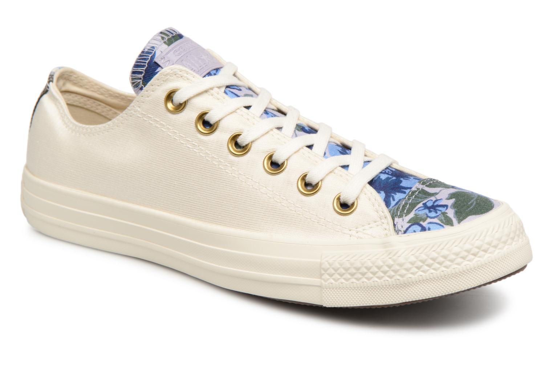 a413da8b3abb Converse Chuck Taylor All Star Ox W (White) - Trainers chez Sarenza ...