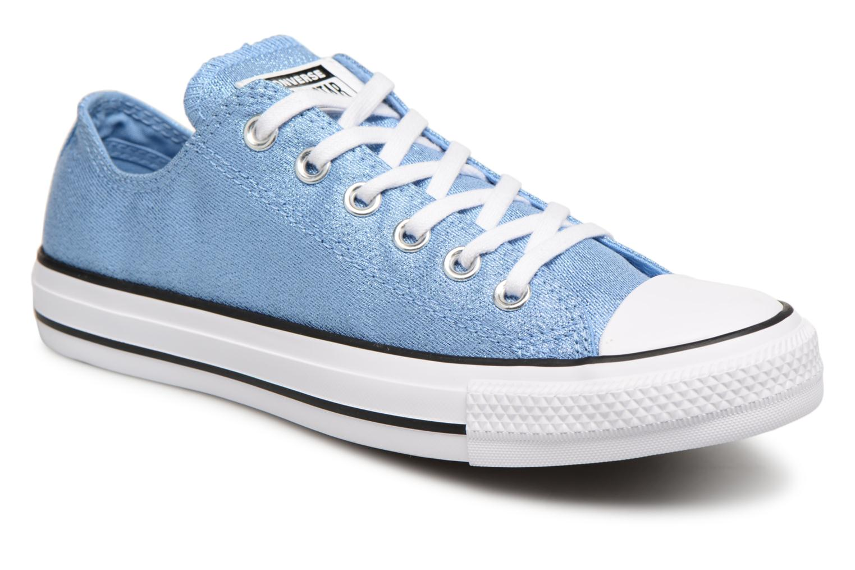 converse ox chuck taylor all star ox converse w (bleu) - les formateurs chez (347603) 2e14cd