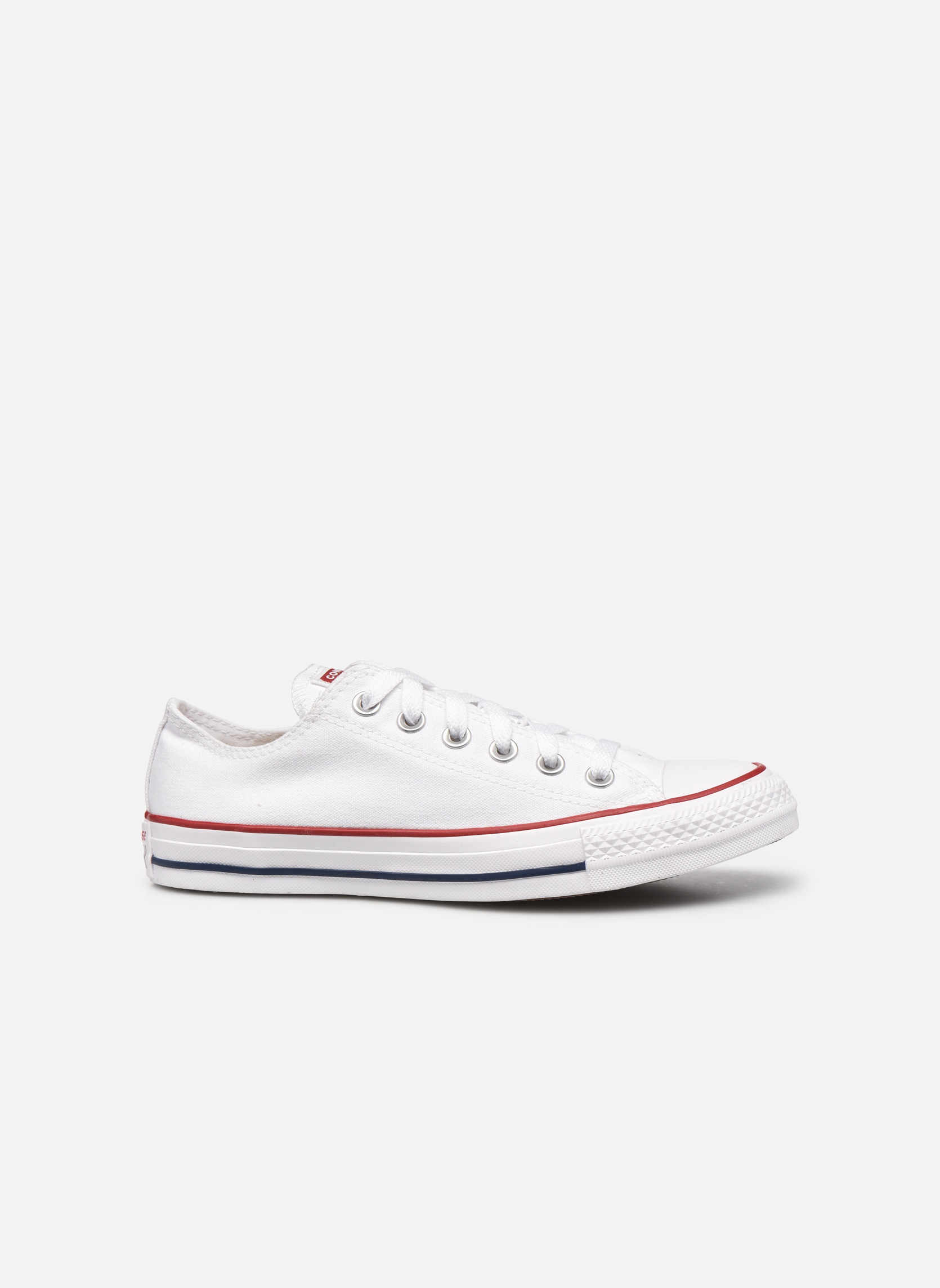 Sneakers Converse Chuck Taylor All Star Ox W Bianco immagine posteriore