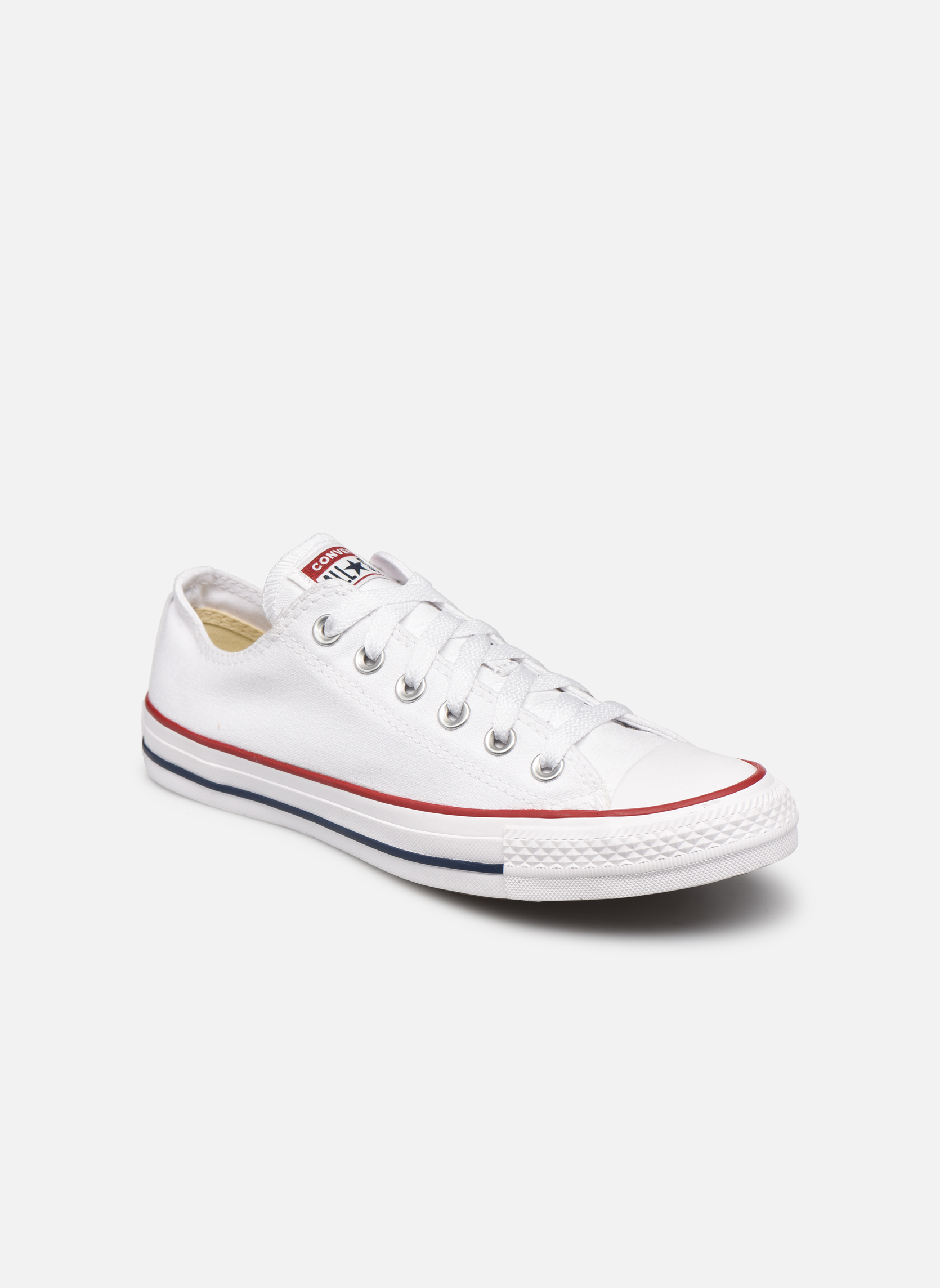 converse chuck all star ox weiß