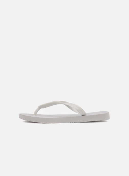 Tongs Havaianas Top F Blanc vue face
