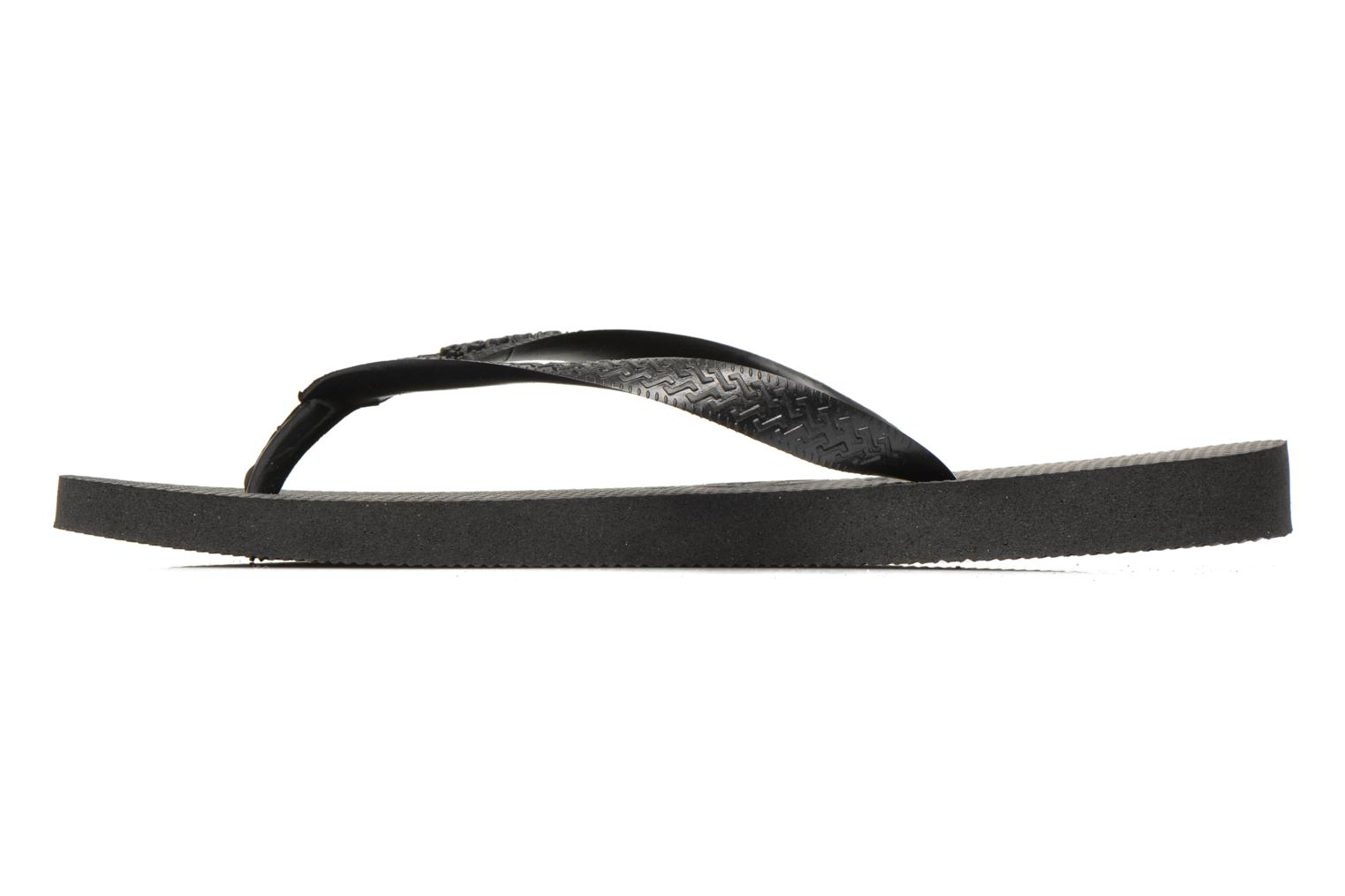Tongs Havaianas Top F Noir vue face