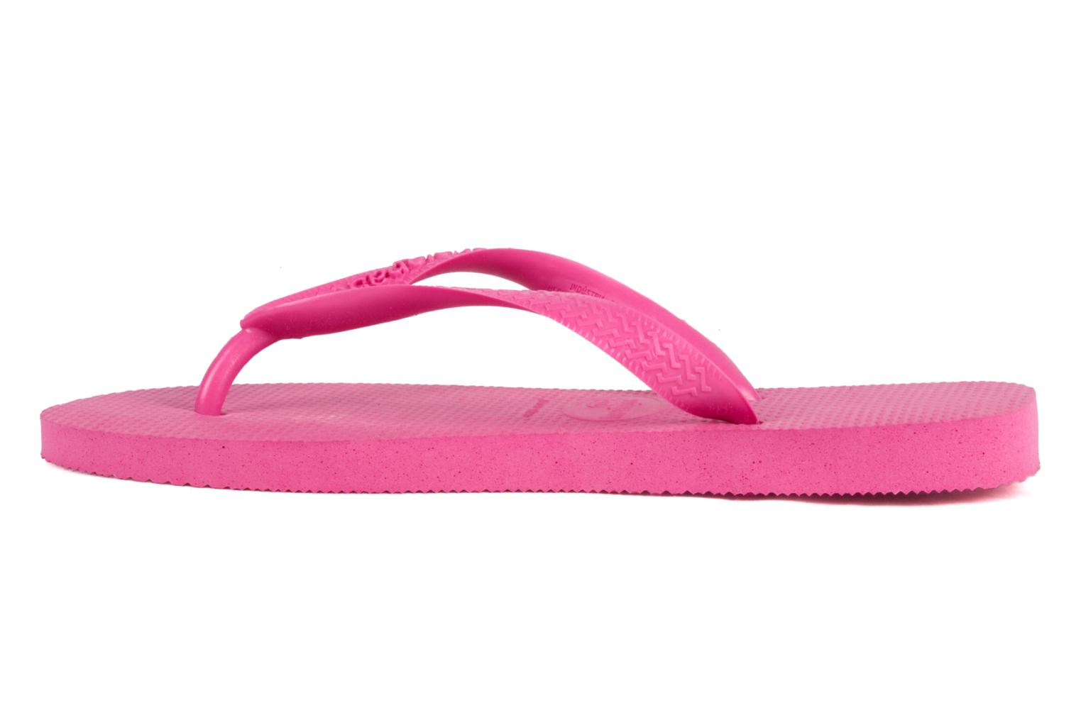 Tongs Havaianas Top F Rose vue face