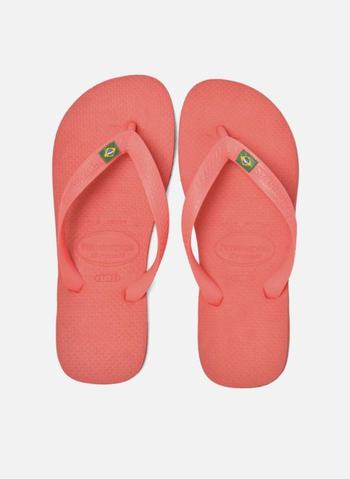 Slippers Havaianas Brazil Femme Oranje 3/4'