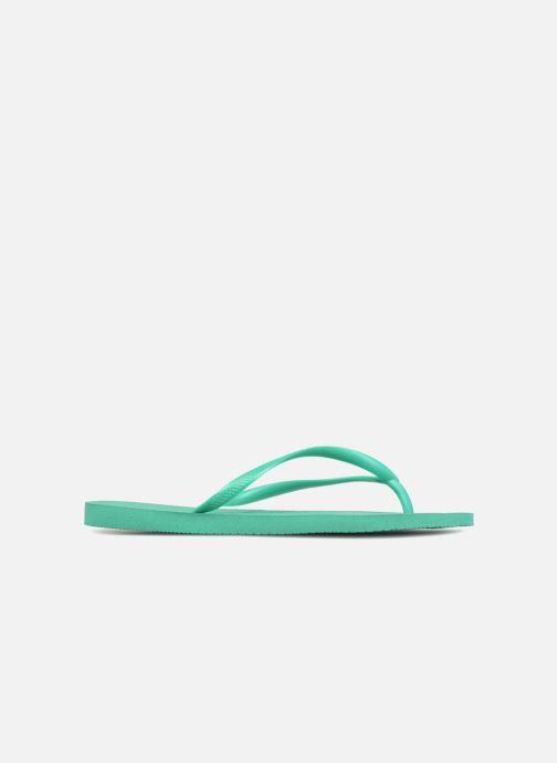 Havaianas Slim Green Mint mint Green Metallic F Tongs OZuXPTiwkl