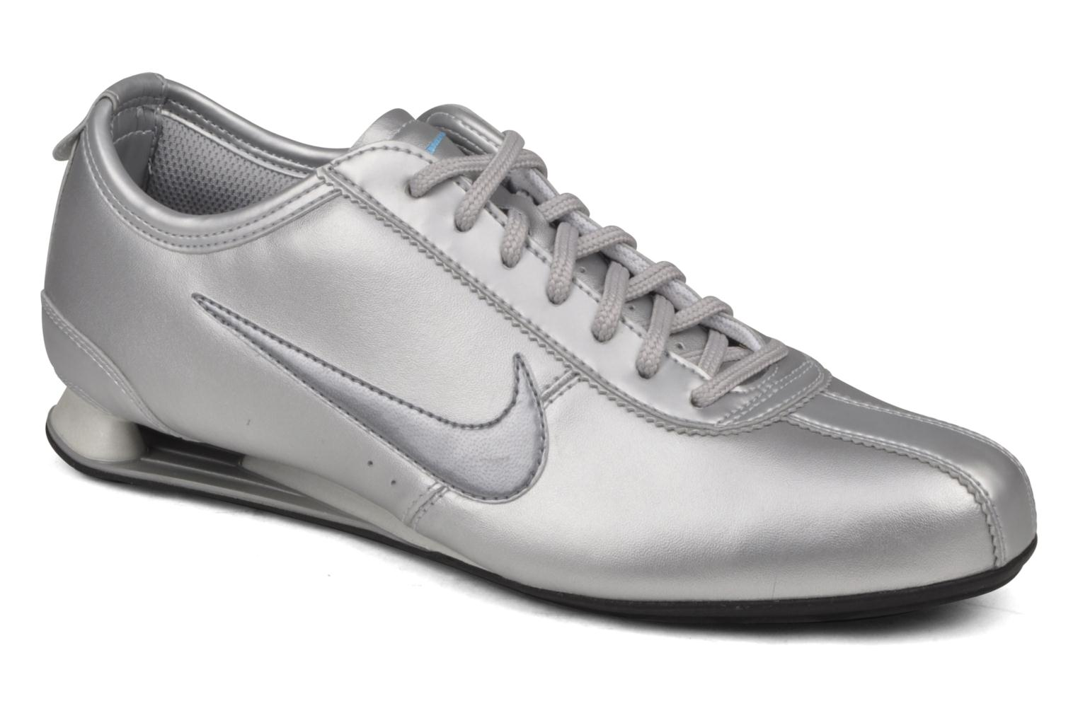 sports shoes 5899c 2c22c ... shop trainers nike nike shox rivalry silver detailed view pair view  37807 4aa8c