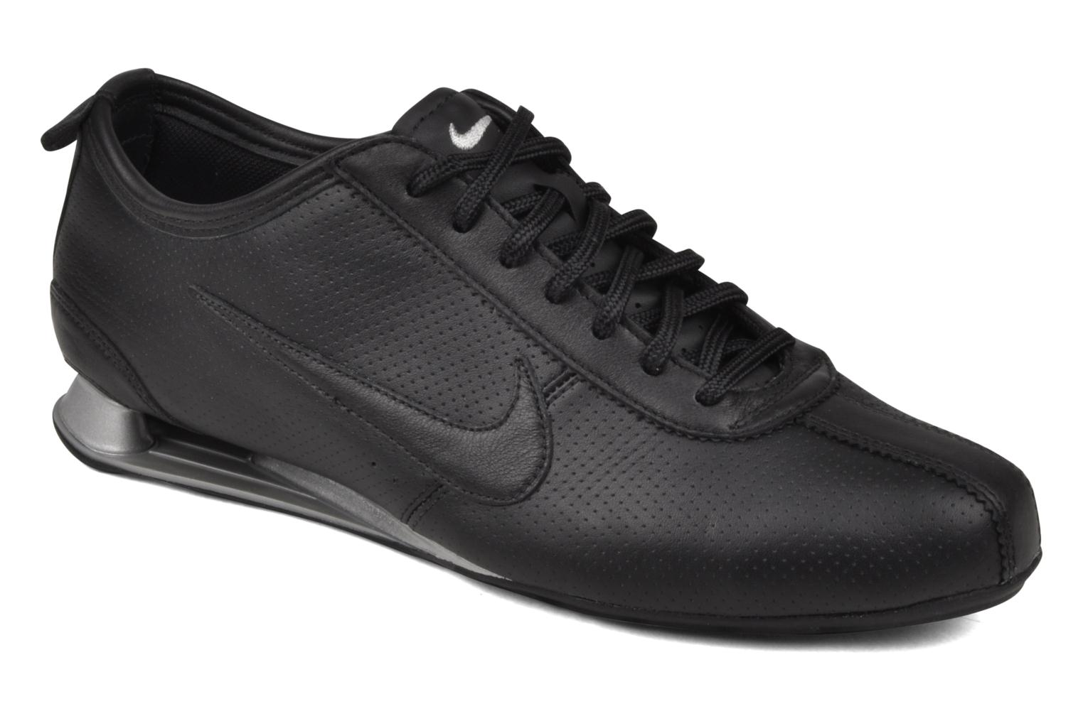 reputable site 2ee47 c48cd Nike Nike Shox Rivalry (Noir) - Baskets chez Sarenza (39472)