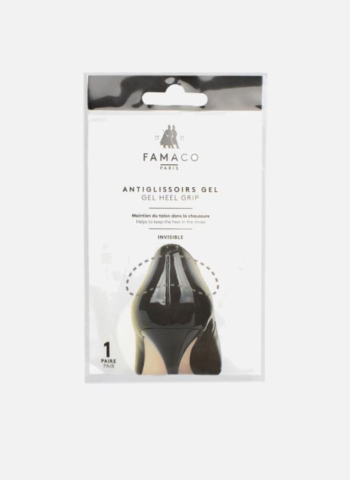 Insoles Famaco Antirubbing gel Colorless front view