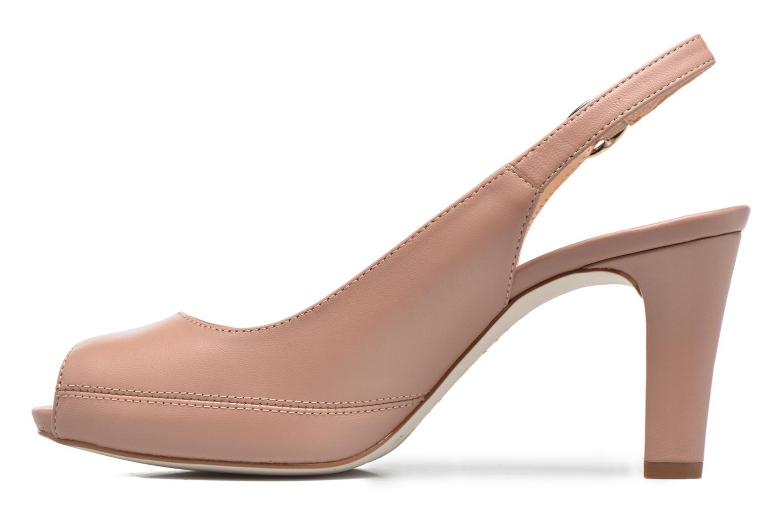 High heels Unisa Nick Pink front view