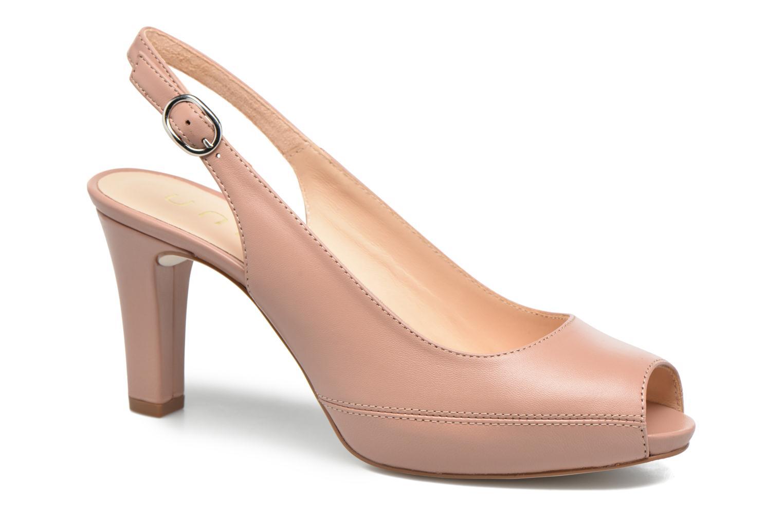 High heels Unisa Nick Pink detailed view/ Pair view