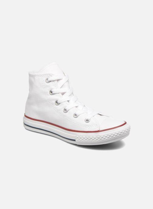 Converse Chuck Taylor All Star Hi K (Blanc) - Baskets chez ...