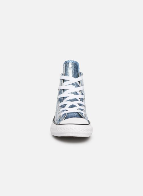 Trainers Converse Chuck Taylor All Star K Silver model view