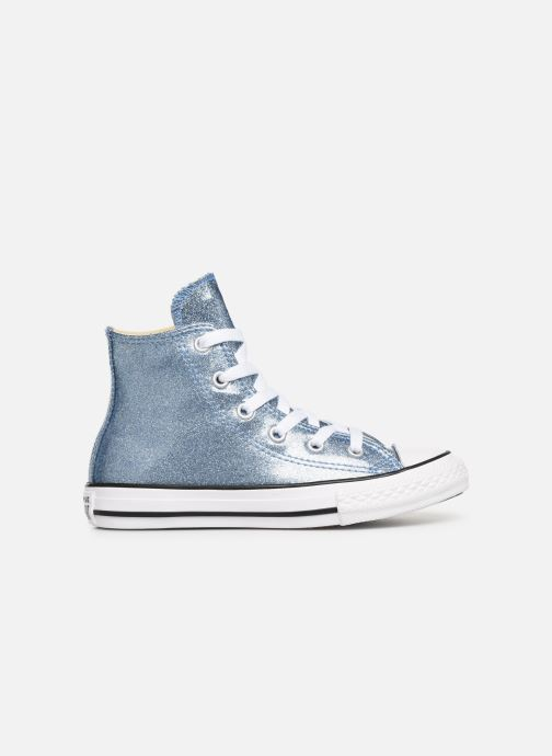 Sneakers Converse Chuck Taylor All Star Hi K Argento immagine posteriore