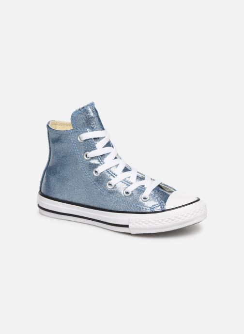 Trainers Converse Chuck Taylor All Star K Silver detailed view/ Pair view