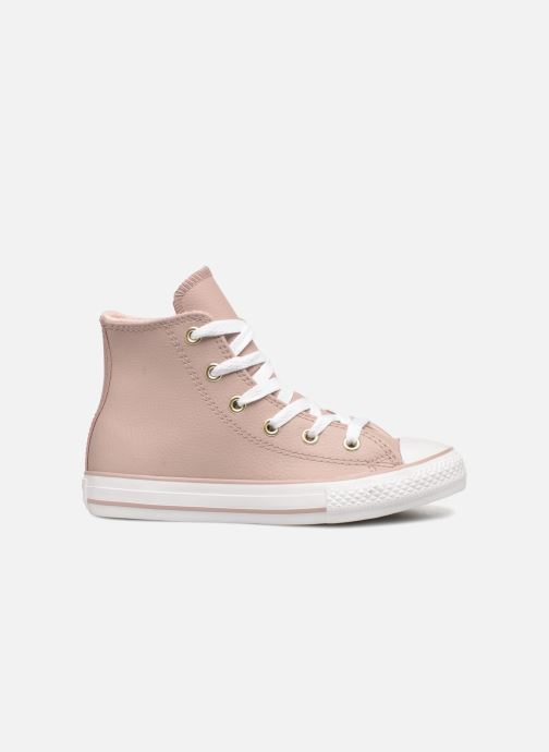 Sneakers Converse Chuck Taylor All Star Hi K Beige immagine posteriore