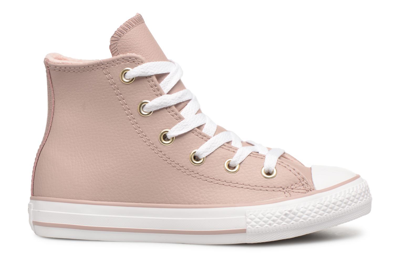 Sneakers Converse Chuck Taylor All Star Hi K Beige immagine posteriore