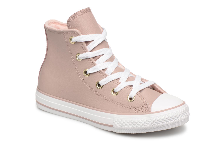Sneakers Converse Chuck Taylor All Star Hi K Beige vedi dettaglio/paio