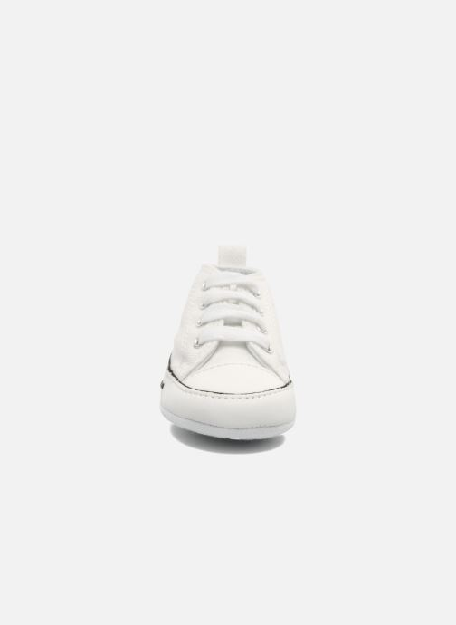 Trainers Converse First Star B White model view