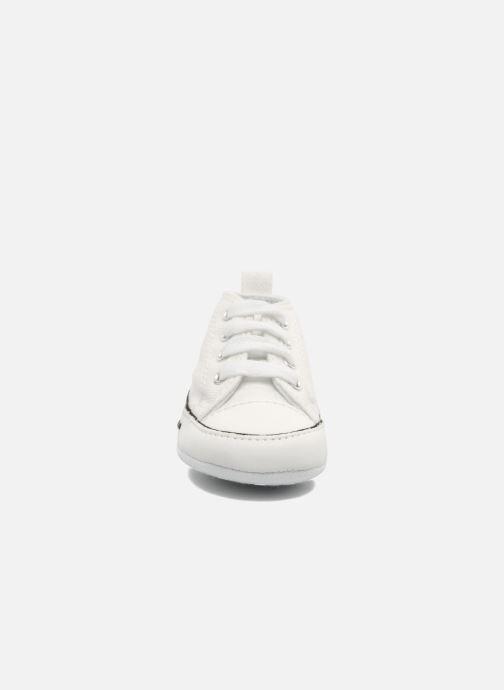 Baskets Converse First Star Cvs Blanc vue portées chaussures