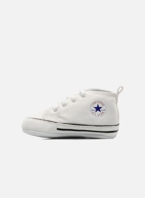 Baskets Converse First Star Cvs Blanc vue face