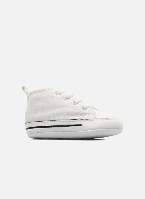 Trainers Converse First Star B White back view