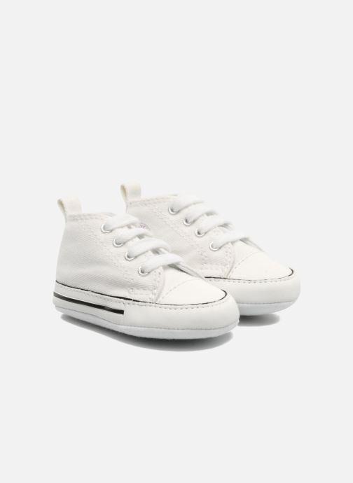 Sneakers Converse First Star Cvs Hvid detaljeret billede af skoene