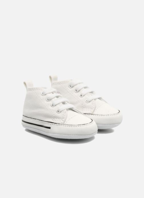 Baskets Converse First Star Cvs Blanc vue détail/paire