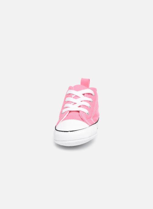 Sneakers Converse First Star Cvs Pink se skoene på