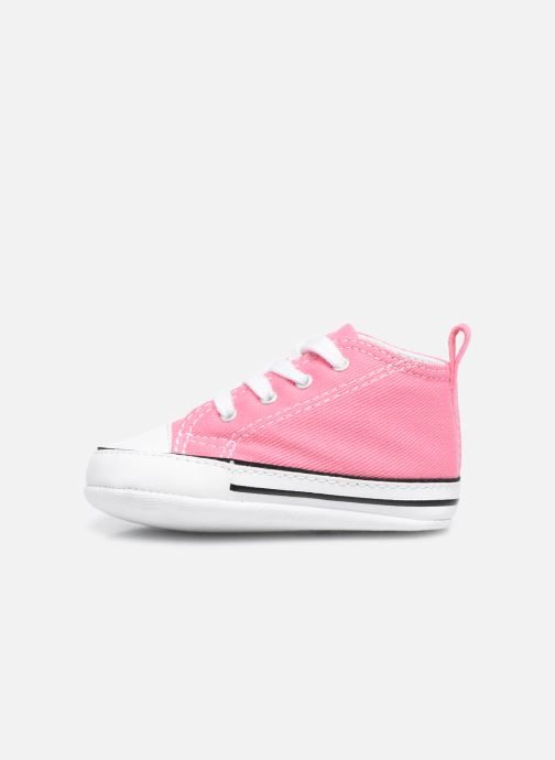 Sneakers Converse First Star Cvs Rosa immagine frontale