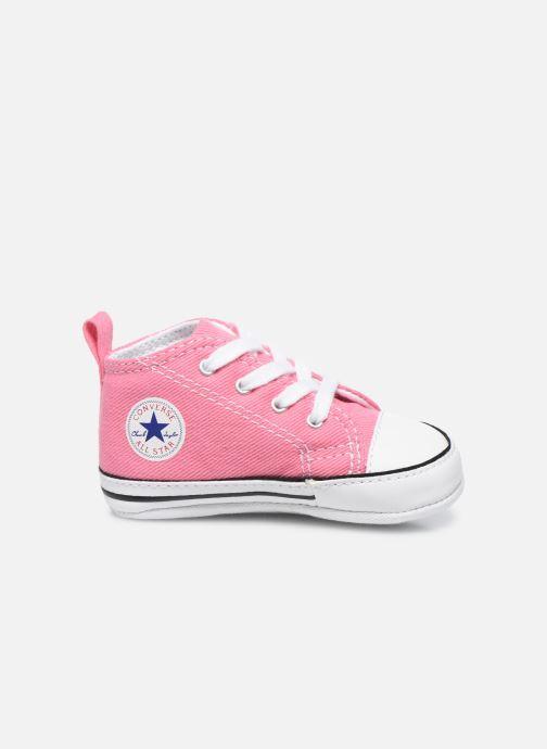 Sneakers Converse First Star Cvs Roze achterkant