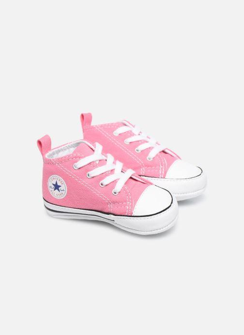Sneakers Converse First Star Cvs Pink detaljeret billede af skoene