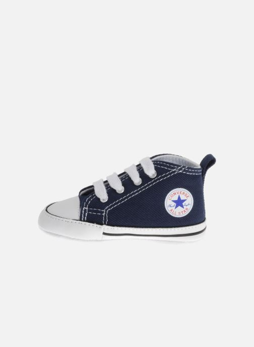 Sneakers Converse First Star Cvs Blauw voorkant
