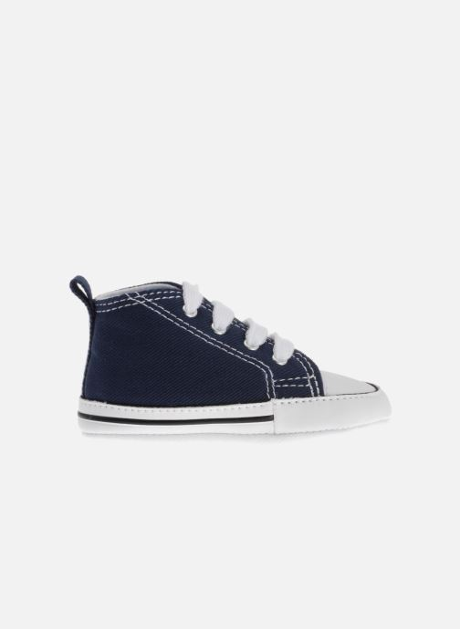 Trainers Converse First Star B Blue back view