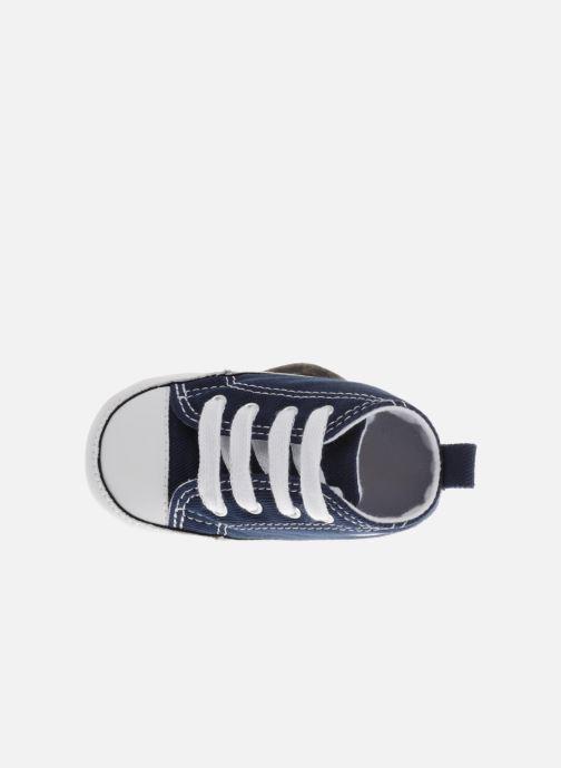 Sneakers Converse First Star Cvs Blauw links