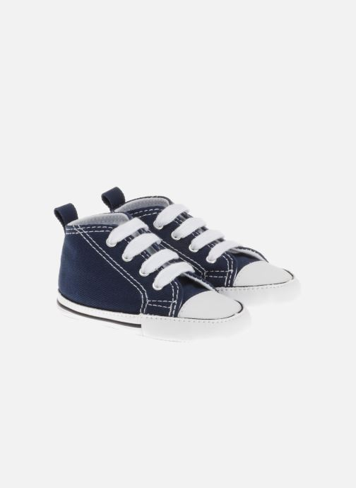 Sneakers Converse First Star Cvs Blauw detail