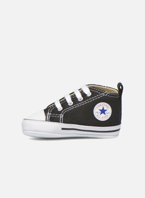 Sneaker Converse First Star Cvs schwarz ansicht von vorne