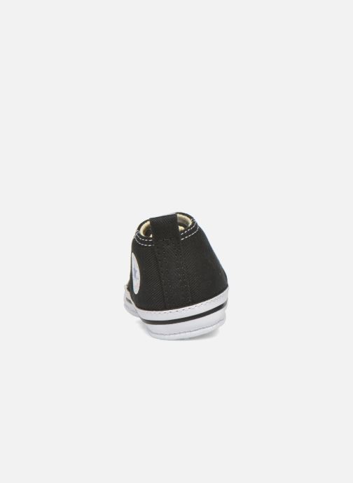Trainers Converse First Star B Black view from the right