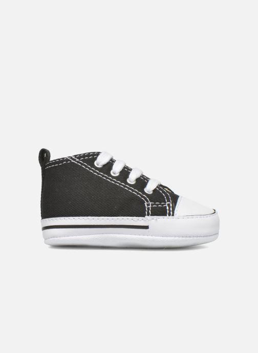 Sneaker Converse First Star Cvs schwarz ansicht von hinten