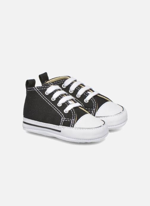 Sneakers Converse First Star Cvs Zwart detail
