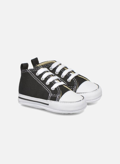Sneakers Converse First Star Cvs Zwart detail