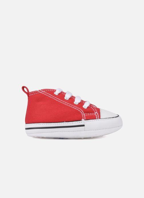 Sneakers Converse First Star Cvs Röd bild från baksidan