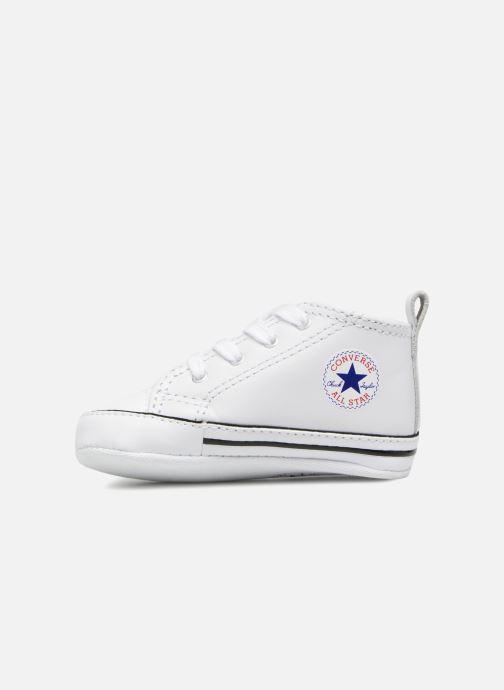 Sneaker Converse First Star Cvs weiß ansicht von vorne