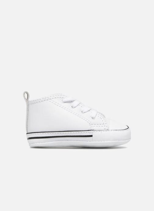 Sneaker Converse First Star Cvs weiß ansicht von hinten