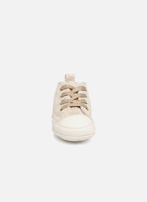 Sneaker Converse First Star Cvs gold/bronze schuhe getragen