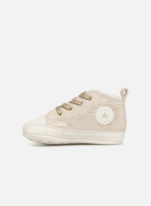 Sneaker Converse First Star Cvs gold/bronze ansicht von vorne
