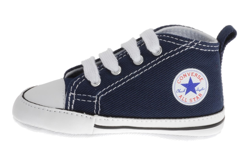 Baskets Converse First Star Cvs Bleu vue face